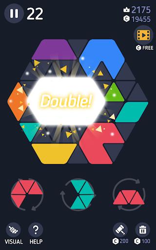 Make Hexa Puzzle 21.0222.09 screenshots 3