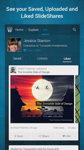 SlideShare  Screenshots 6
