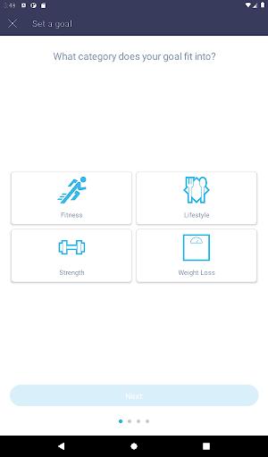 Your Wellbeing Active App screenshot 8