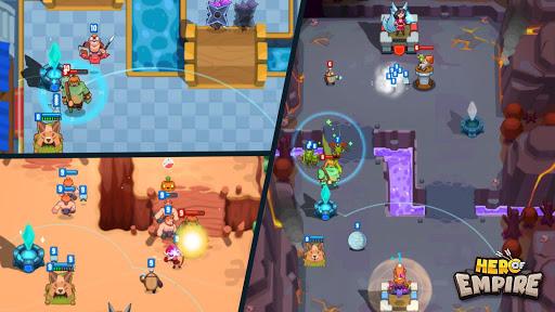 Hero of Empire: Clash Kingdoms RTS screenshots 8