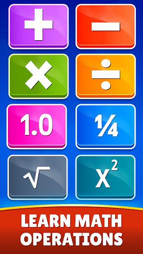 Math Games - Addition, Subtraction, Multiplication 1.1.8 screenshots 2