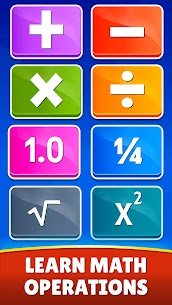 Math Games – Addition, Subtraction, Multiplication Apk Download 2