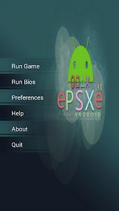 ePSXe for Android v2.0.15 Mod APK 1