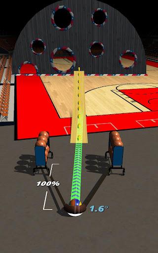 Slingshot Basketball! modavailable screenshots 11