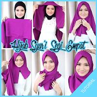 Download Tutorial Hijab Syari Segi Empat Free For Android Tutorial Hijab Syari Segi Empat Apk Download Steprimo Com