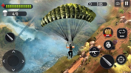 Battleground Fire Cover Strike: Free Shooting Game 7