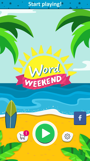 Word Weekend - Connect Letters Game 1.1.1 Screenshots 5