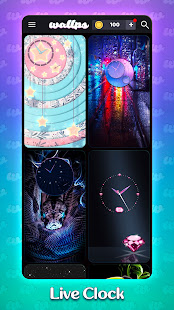 4k Live Wallpapers and Backgrounds Moving - WALLPS 5.3.9 Screenshots 5