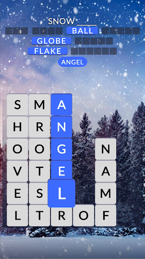 Word Tiles: Relax n Refresh  screenshots 1
