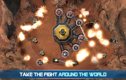 Defense Legends 2: Commander Tower Defense Screenshot