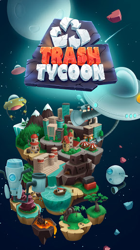 Trash Tycoon: idle clicker screenshots 1