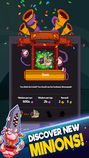 Tap Temple: Monster Clicker Idle Game 2.0.0 screenshots 6