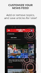 ABSCBN News For Pc 2020   Free Download (Windows 7, 8, 10 And Mac) 5