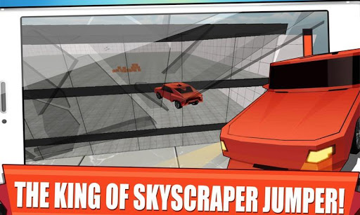 the king of skyscraper jumper screenshot 2
