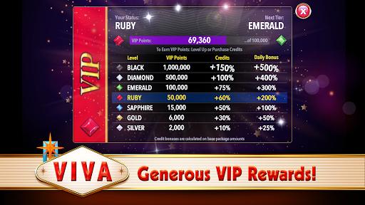 Viva Slots Vegasu2122 Free Slot Jackpot Casino Games 2.10.0 screenshots 14