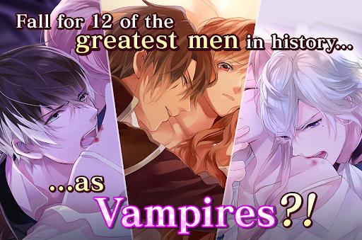 Code Triche Ikemen Vampire Otome Games (Astuce) APK MOD screenshots 4