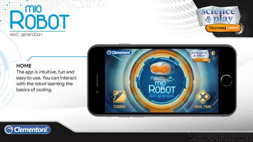 Mio, the Robot 1.1 Screenshots 2