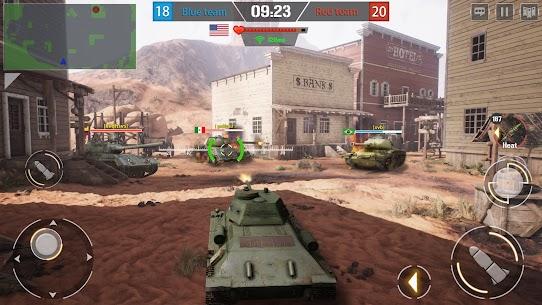 Furious Tank: War of Worlds 10