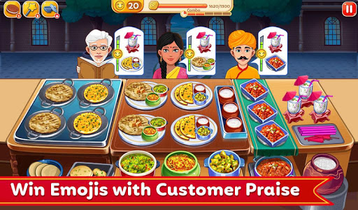 Indian Cooking Express - Star Fever Cooking Games 1.0.7 pic 2