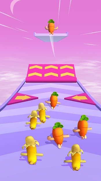 Fruit Rush screenshot 1