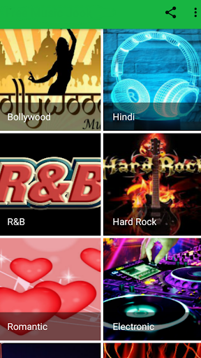 Free Music Radio Streaming Unlimited Music 5.5 Screenshots 1