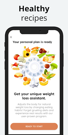 Foto do Meal planner - healthy food, diets for weight loss