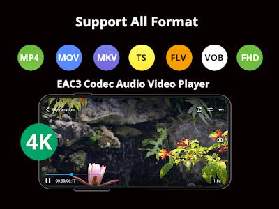 EAC3 Codec Video Player 3