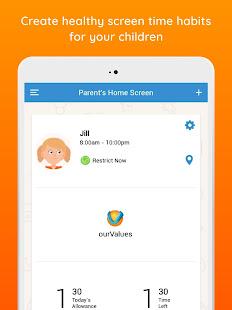 ourValues Smarter Screen Time & Parental Control 1.0.41 Screenshots 9