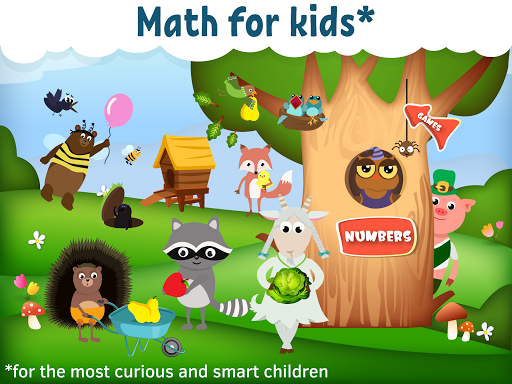 Learning numbers and counting for kids 2.3.1 Pc-softi 6