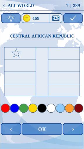 The Flags of the World u2013 World Flags Quiz 5.6 screenshots 19