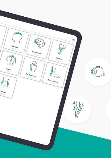 Teach Me Anatomy: 3D Human Body & Clinical Quizzes  Screenshots 10