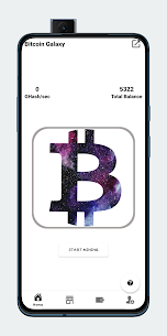 Bitcoin Glaxy – Start Bitcoin Cloud Minning For Android 2