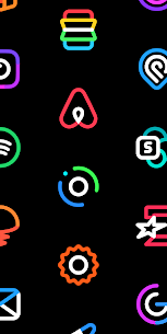NYON Icon Pack APK: On sale [PAID] Download for Android 4