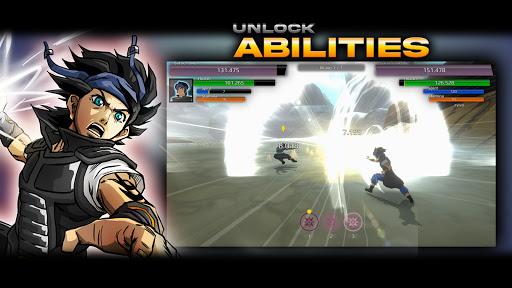 Burst To Power - Anime fighting action RPG  screenshots 2