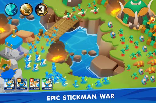 Clash of Stickman 40 screenshots 11