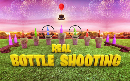Real Bottle Shooting screenshots 19