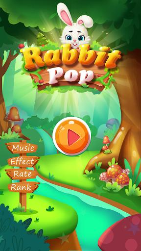 Rabbit Pop- Bubble Mania screenshots 8