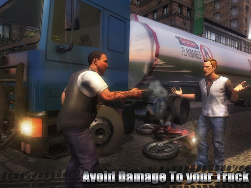 Oil Cargo Transport Truck Simulator Games 2020  Screenshots 9