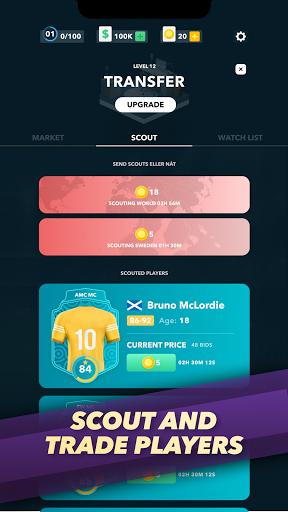 World Football Manager 2021 - Become the Top GM! Apkfinish screenshots 5