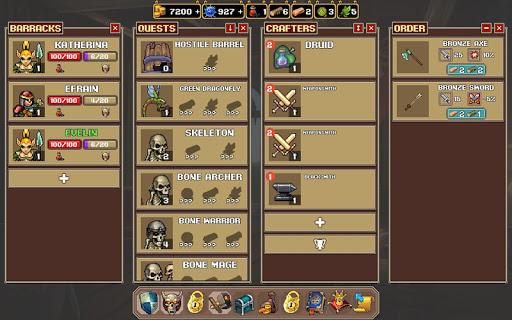 Royal Merchant: Shop Sim RPG 0.882 screenshots 16