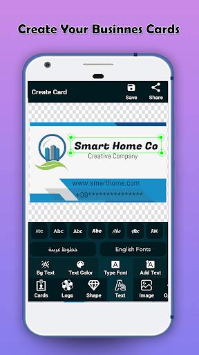 Logo Maker - Logo Creator & Poster Maker 2.1.3 Screenshots 13