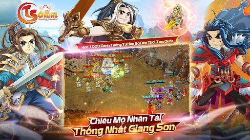 TS Online Mobile u2013 Huyu1ec1n thou1ea1i turnbase RPG Apkfinish screenshots 4