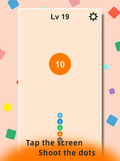 Dots Shot : Colorful Arrow Game with 10000 levels screenshots 9