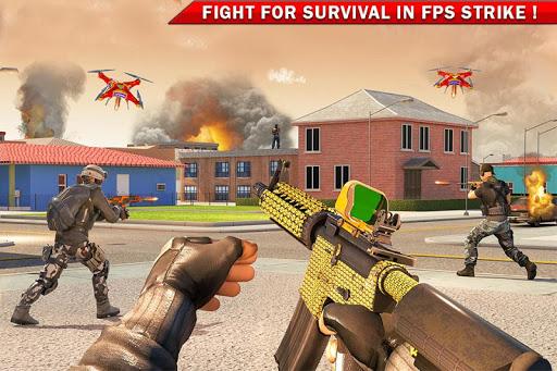 Modern FPS Shooting Strike: Counter Terrorist Game apklade screenshots 2