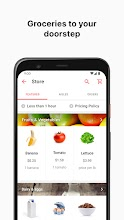 Cornershop by Uber: Grocery Delivery screenshot thumbnail