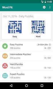 Fill-In Crosswords 3.07 Screenshots 3