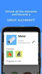 Alchemy Merge — Puzzle Game Mod Apk 1.2.37 (Lots of Tips) 4