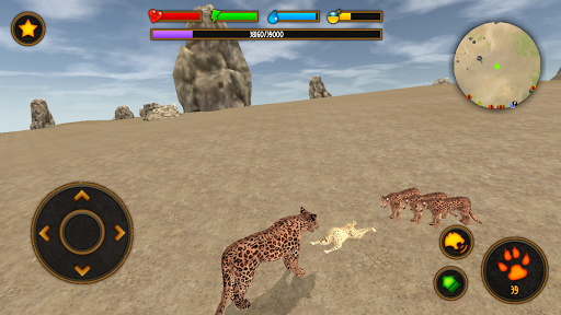 Clan of Leopards 2.1 screenshots 11