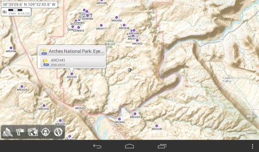 AlpineQuest Off-Road Explorer (Lite) 2.2.7b Screenshots 9