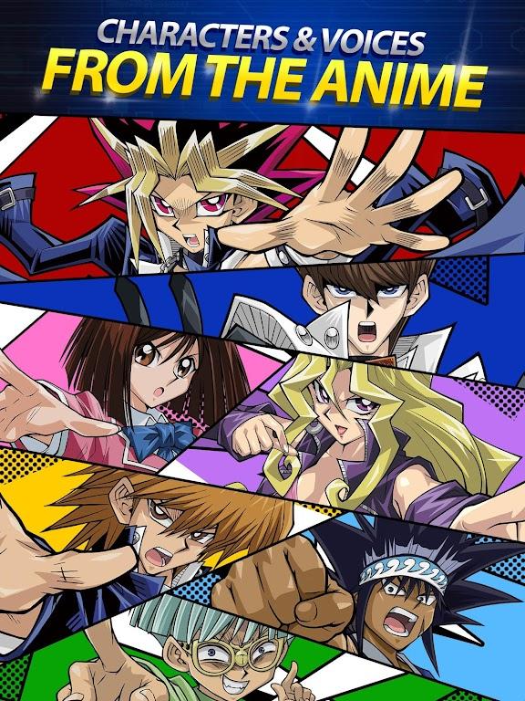 Yu-Gi-Oh! Duel Links  poster 11